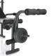 Posilovací lavice na bench press Hammer Bermuda adaptér předkopávání