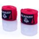 Boxerské omotávky - bandáže DBX BUSHIDO červené