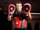 Boxerské lapy DBX BUSHIDO ARF-1101 workout