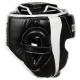 Boxerská helma DBX BUSHIDO černo-bílá strana