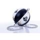 Reflexní míč, speedbag DBX BUSHIDO ARS-1164 bílo-černý 2