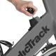 Cyklotrenažér NORDICTRACK GX3.9 regulace odporu