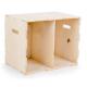Plyo Box skříň DBX BUSHIDO premium otevřená
