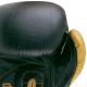Boxerské rukavice kůže Royal BAIL černé detai