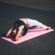 Jóga kolečko yoga wheel EVA TUNTURI černé 33 cm workout  3