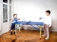 Stůl na stolní tenis Dětský stůl na stolní tenis Cornilleau mini 2