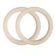 Gymnatické kruhy dřevěné TX07 HMS kruhy