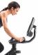 Cyklotrenažér nastavitelná řídítka a pc