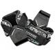 Posilovací háky - Power Hooks Camo POWER SYSTEM šedé