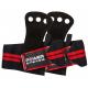 Mozolníky Cross Fit Grips POWER SYSTEM červené pár 1