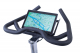 Cyklotrenažér HouseFit Racer 70 iTrain_tablet mapa