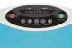 Vibrační deska HMS SVP01 modrá pc