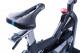 Cyklotrenažér HouseFit Racer 70_kvalitní sedlo