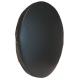 Rytířský štít - kulatý 50 cm BAIL černý