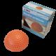 Masážní polokoule YATE oranžová balení
