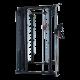 Posilovací lavice s kladkou Finnlo maximum Power Station SCS Smith Cage System 3643 boční