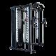 Posilovací lavice s kladkou Finnlo maximum Power Station SCS Smith Cage System 3643 bok