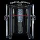 Posilovací lavice s kladkou Finnlo maximum Power Station SCS Smith Cage System 3643 zpředu