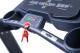 Běžecký pás HouseFit SPIRO 20 dlaňové snímače tepové frekvence