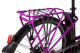 WAKITA TOUR fialový nosič