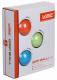 Posilovací míčky Grip Balls - 3 kusy LIVEUP balení