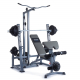 Posilovací lavice na bench press TrinFit FX7 komplet_02