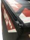 BAUER FITNESS Plyometrická bedna - detail zipu snímacího obalu