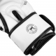 VENUM boxerské rukavice Challenger 3.0 černá bílá detail