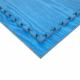 Tatami Basic 100 x 100 x 1,3 cm modré detail 1