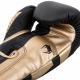 Boxerské rukavice Elite černé zlaté VENUM inside