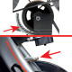 Cyklotrenažér BH Fitness i.Spada 2 detail 2