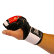 MMA rukavice Red Flame BAIL hand 1