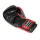 Boxerské rukavice BB1 - přírodní kůže DBX BUSHIDO ležící