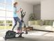 Eliptický trenažér TUNTURI Cardio Fit C30 Crosstrainer Rear lifestyle