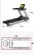 Běžecký pás BH Fitness SK7990 rozměry