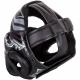 Chránič hlavy Gladiator 3.0 černo bílý VENUM strana