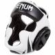 Chránič hlavy Challenger 2.0 černo bílý VENUM pohled