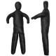 Tréninkový panák - figurína DBX BUSHIDO 150 cm - 30 kg pohled