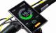Elektrokolo Crussis e-Largo 8.5 S 20 LCD displej