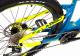 Elektrokolo Crussis e-Largo 7.5 20 modro-zelená počet převodů 1 x 9