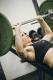 Olympijská činka TRINFIT 170 kg promo 6