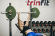Olympijská činka TRINFIT 80 kg promo 6