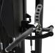Posilovací lavice na záda Posilovací stroj Finnlo Maximum Dual AB,Back detail 1