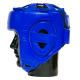 Boxerská přilba Standart BAIL modrá strana