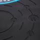 Vibrační deska Vibrační plošina HMS SKY SVP01 azurová vibrační plocha