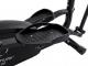 Eliptický trenažér Eliptický trenažér TUNTURI FitCross 40 ergonomicky tvarované nášlapy