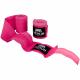 Boxerské bandáže Kontact 4 m Pink VENUM detail
