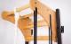 Kovové ribstole BenchK Fusion 210B hrazda + lano, popruhy