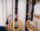 Kovové ribstole BenchK Fusion 210B kruhy