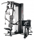 KETTLER KINETIC BASIC + leg-press a pulley